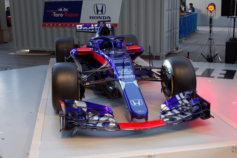 37ffda87e3 Red Bull Toro Rosso Honda & CASIO EDIFICE|CARCLE MAGAZINE